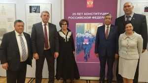 Богомаз принял участие в праздновании Дня Конституции в Кремле