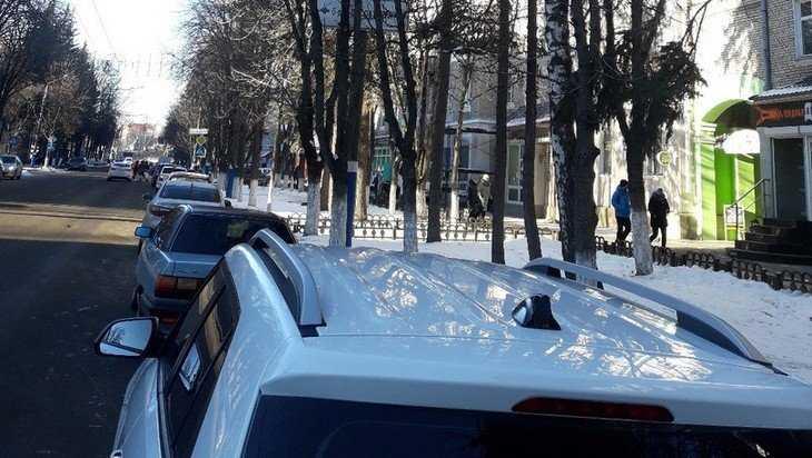 В Брянске оштрафованная автомобилистка объявила в розыск дорожный знак