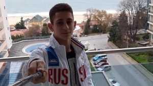 Брянский школьник стал чемпионом мира по каратэ-киокусинкай