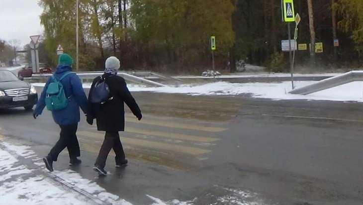 В Дятькове начали искать свидетелей ДТП с 14-летней девочкой