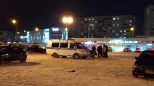 В Брянске полиция поймала любителей опасных гонок у гипермаркета «Линия»