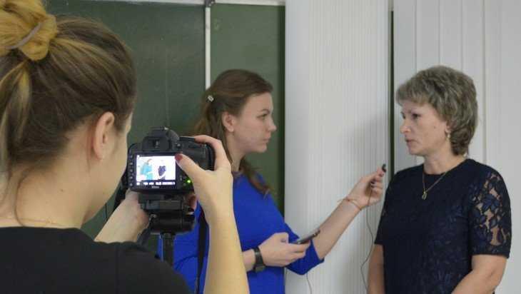 Юные журналисты брянских школ показали свои таланты