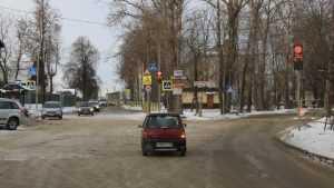 В Брянске опять перенесли открытие проезда по улице Спартаковской