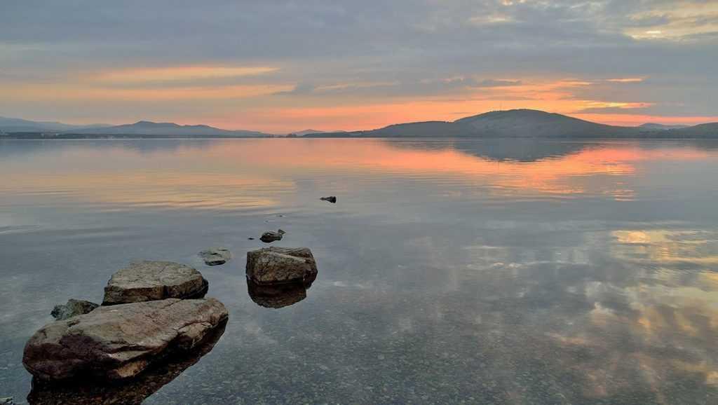 Отдых на озере Банное в Башкирии