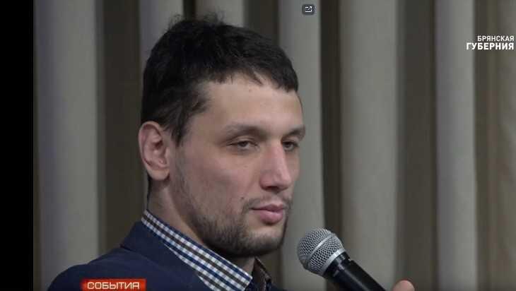 Брянский самбист Осипенко рассказал о страхах и будущей госслужбе