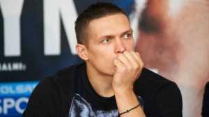 Украинский боксер Усик ответил на угрозы бандеровцев