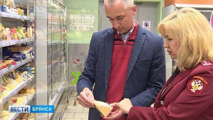 Два брянских завода попались на подделке молочных продуктов