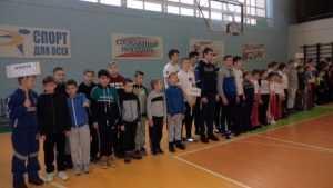 В Дятькове прошел детско-юношеский открытый турнир по кикбоксингу