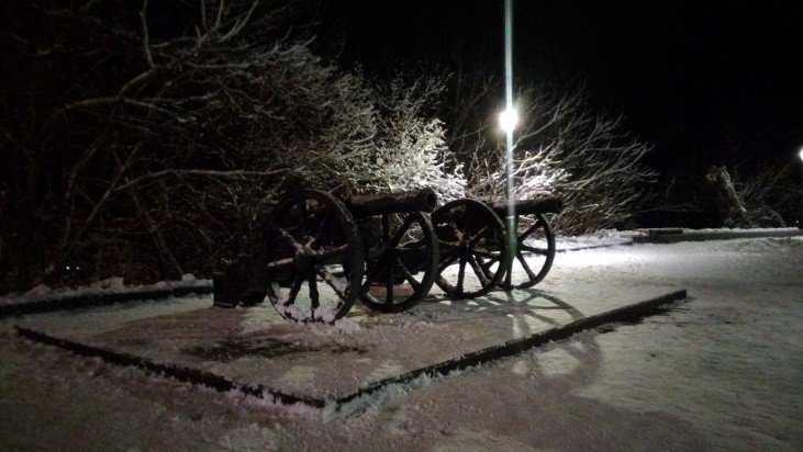 Жители Брянска раскритиковали освещение на Покровской горе