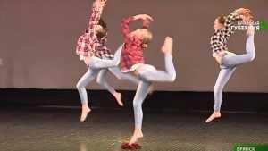 Брянский танцевальный ансамбль «Планета детства» отметил 15-летие