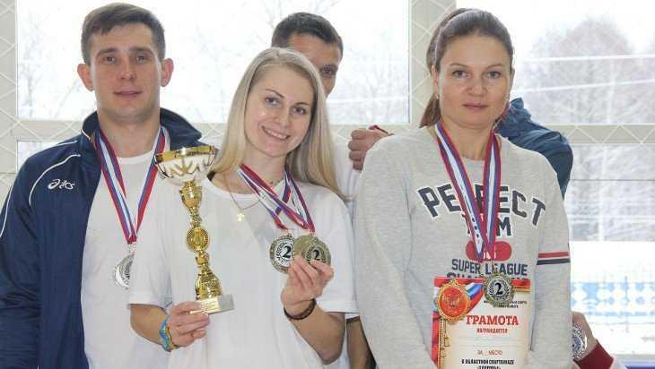 Дубровские чиновники блеснули на спартакиаде «Здоровье»