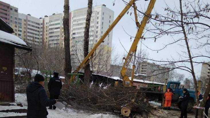 В Брянске дорожника осудят за разбившихся при падении с вышки рабочих