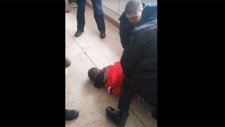 В Ижевске полиция задержала двоих брянских болельщиков