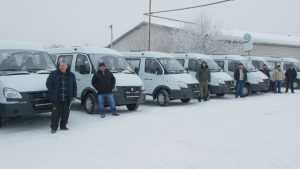 Для интернатов Брянской области закупили 12 автомобилей