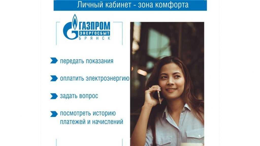 «Личным кабинетом клиента» филиала «Брянскэнергосбыт» пользуются более 13 тысяч человек