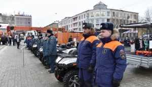 В Брянске пожарным передадут новую технику 20 декабря