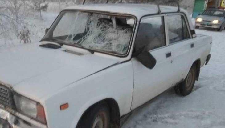 Под Навлей двоих подростков на «зебре» сбил 62-летний водитель