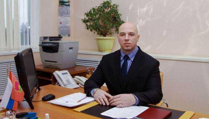 Антон Вербицкий стал руководителем аппарата администрации Брянска