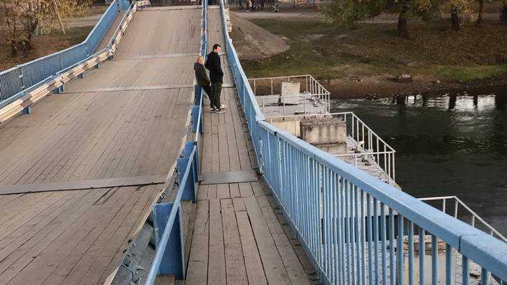 Мэр Брянска заявил об угрозе экологической катастрофы на Десне