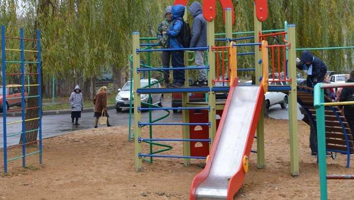 В Новозыбкове в 2019 году продолжат благоустройство дворов