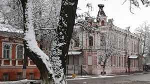 В Новозыбкове отремонтировали 150-летнее здание Дома культуры