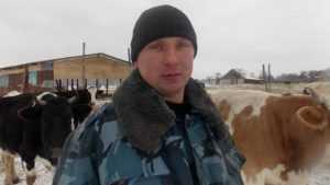 Фермер Александр Ходько победил в конкурсе брянских семейных ферм