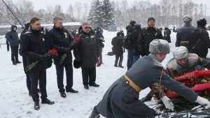 Брянский губернатор почтил память жертв блокады Ленинграда