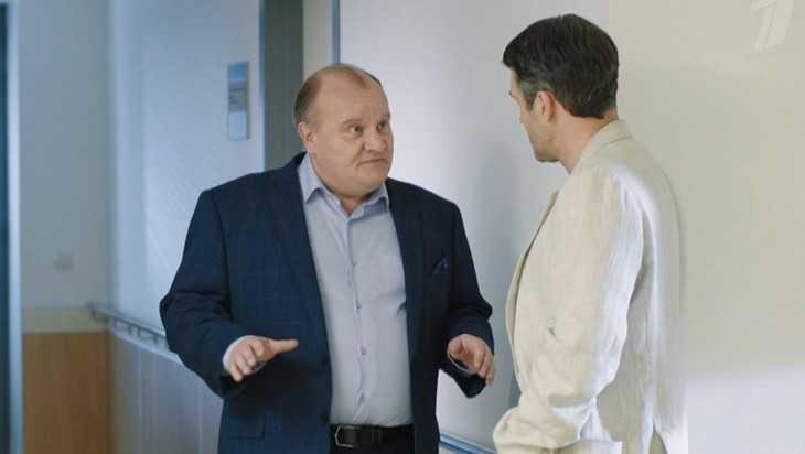 Первый канал покажет фильм «Ланцет» с брянским актёром Каморзиным