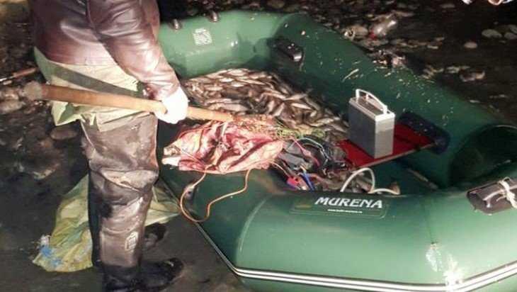 В Выгоничах рыболов-браконьер отделался условным наказанием