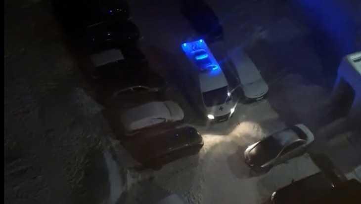 В Брянске полиция наказала автохама, перекрывшего дорогу скорой помощи