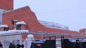 Обрушившееся здание в администрации Брянска назвали самостроем