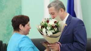 Лучших педагогов Брянской области удостоили почетных званий