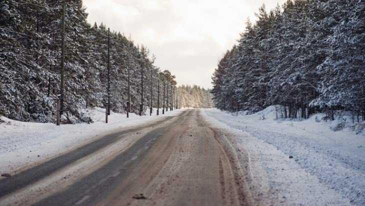 В Стародубском районе на трассе нашли останки неизвестного мужчины