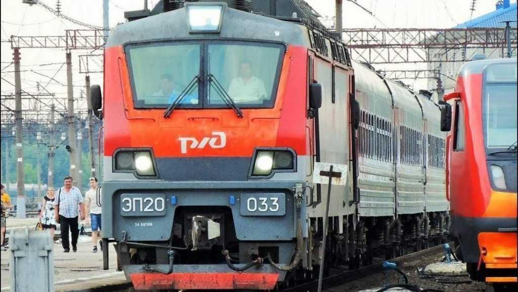 Между Брянском и Москвой стал курсировать поезд «Иван Паристый»