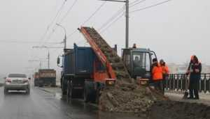 С улиц Брянска в январе вывезли 53 тысячи тонн снега