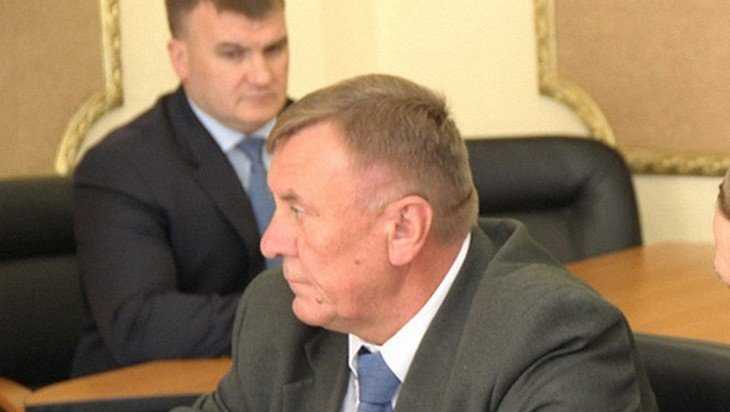 Глава Суземского района Александр Северинов ушёл в отставку