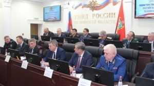 По числу выявленных взяток Брянская область заняла 4 место в ЦФО