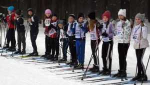 В Клинцах «Лыжня России-2019» собрала 150 спортсменов