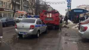 В Брянске торговый дом «Весна» проверили после сообщения о бомбе