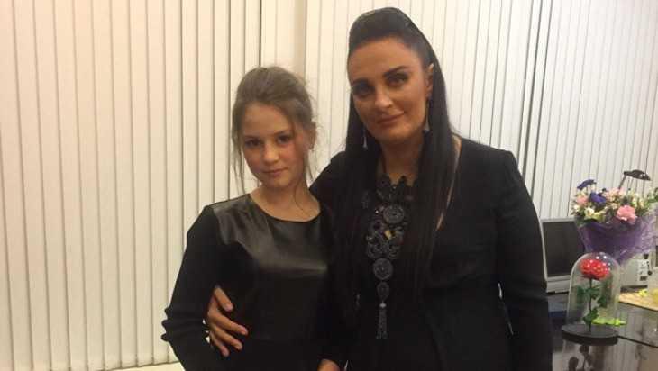 Мечта помогла брянской школьнице Алине Козловой встретиться с Ваенгой