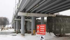 В Брянск из Подмосковья доставят шесть балок для Первомайского моста