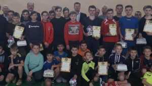 Рождественский турнир по мини-футболу прошёл в Трубчевске