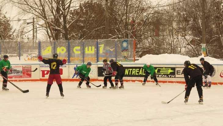 В Новозыбкове стартовал открытый кубок по хоккею с участием белорусов