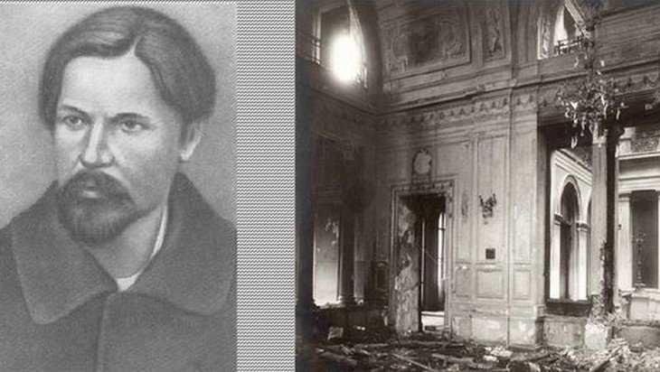 Брянские коммунисты отметили день рождения террориста
