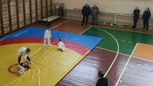 Заместитель брянского губернатора побывал на тренировке по дзюдо