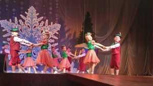 В городе Сельцо на Брянщине прошел Рождественский концерт