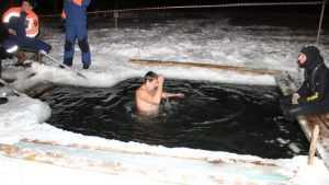 В Брянске подготовят четыре места для крещенских купаний