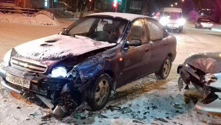 В Брянске обидели водителя из Твери