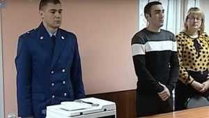 В Брянске бывшему участковому Хуцишвили предъявили обвинение в побеге