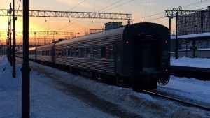 Поезда Москва – Брянск попали в тройку самых популярных в России
